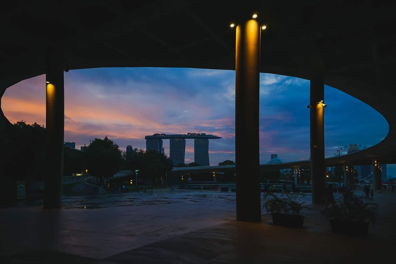 02-Marina Barrage