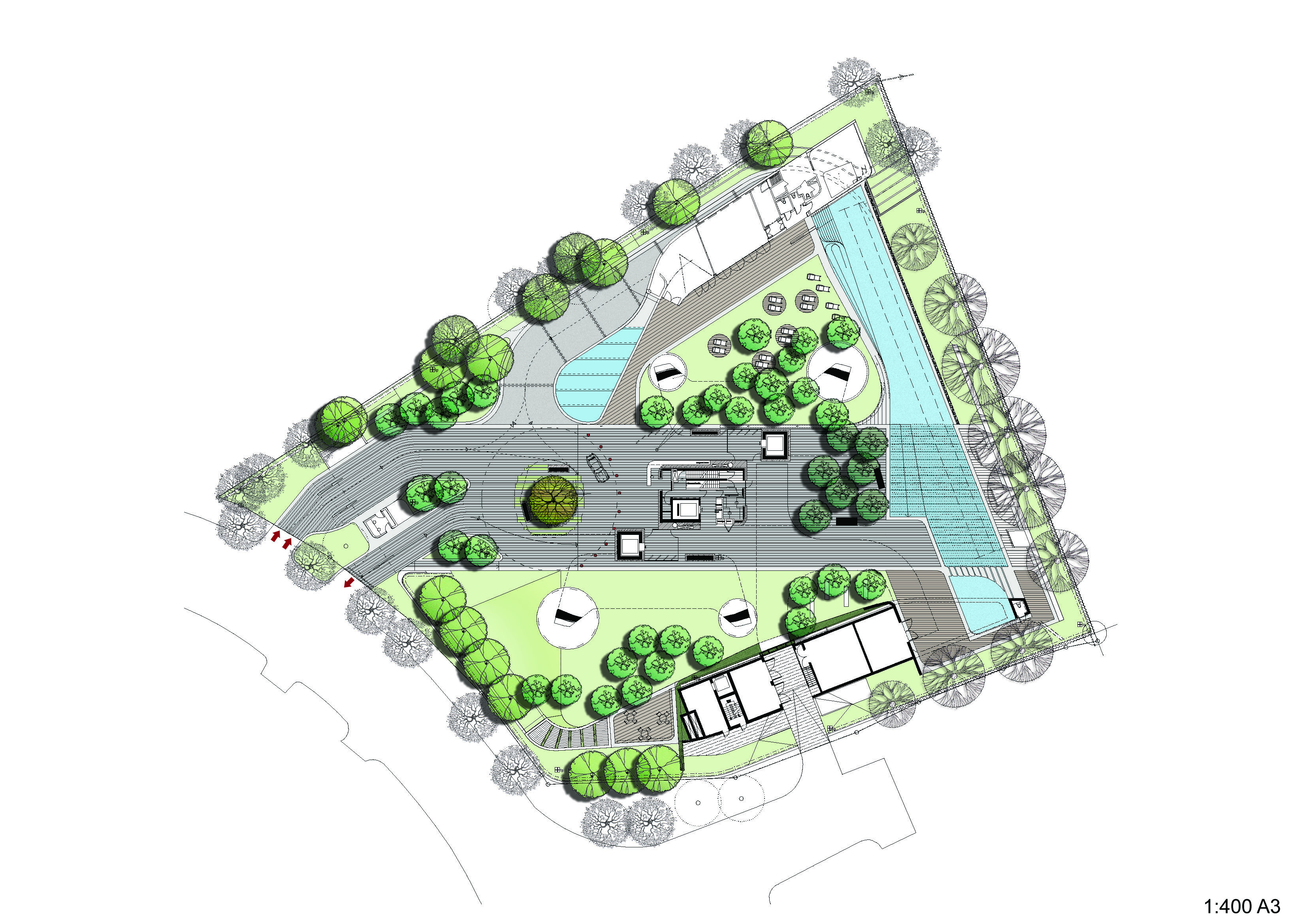 11 Overall Plan_Ardmore Residences