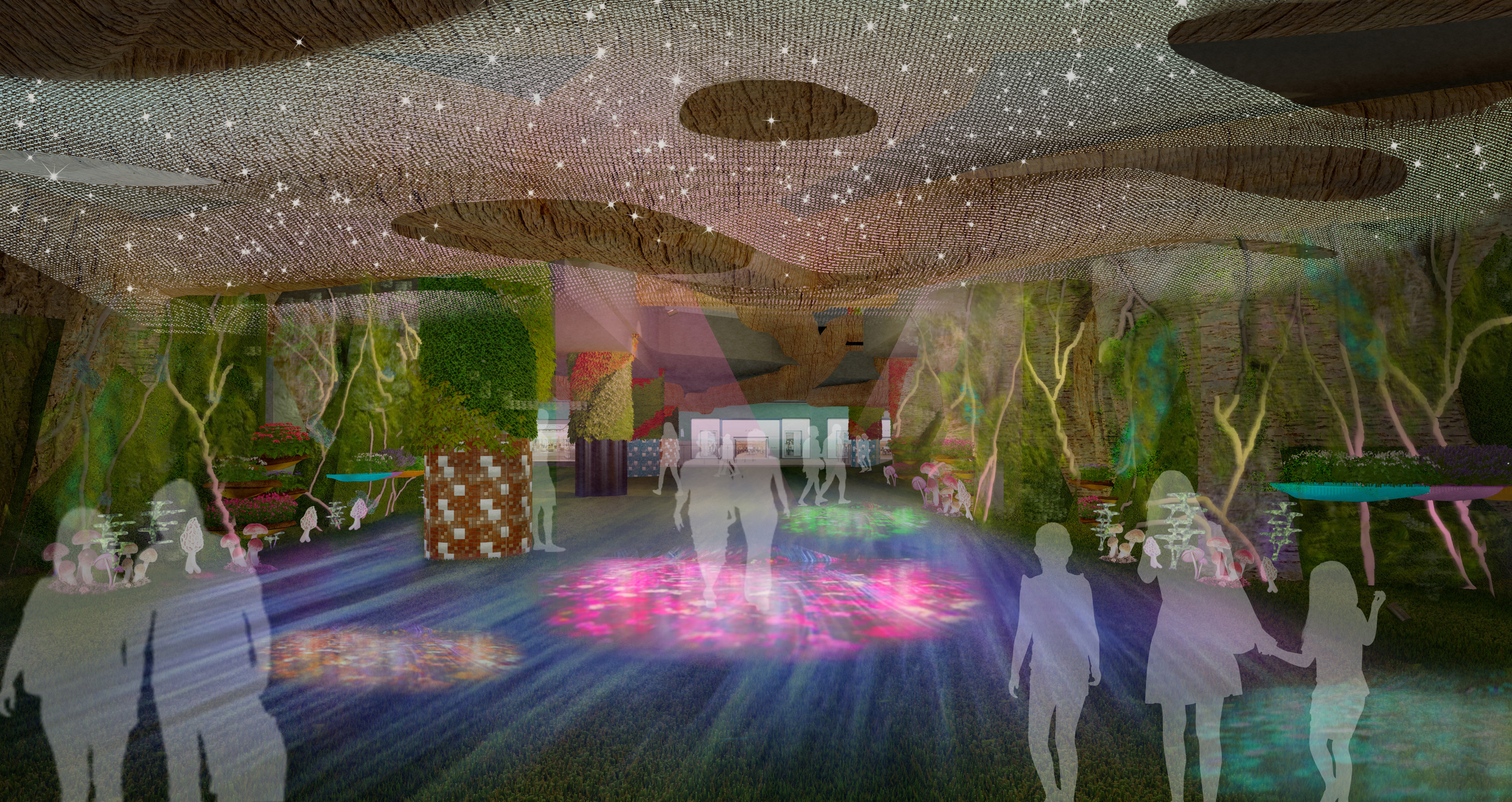 07 perspective virtual reality corridor